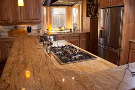 Kitchen Countertop Material Comparison Chart Furniture Durable Kitchen Countertop Materials How To