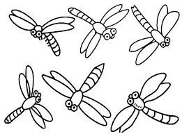 Small Picture Fancy Dragonfly Coloring Pages 26 For Your Seasonal Colouring