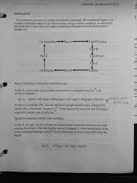 i m working on a lab report and need to correctly com the questions i need to answer are