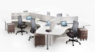 open office cubicles. Contemporary Open Tayco Cosmopolitan Cubicles  Collaborative Open Space On Office U