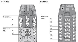 Cathay Pacific Business Class Seating Chart The Best Cities To Search For Cathay Pacific Award Space