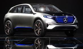 Mercedes Benz Set To Unveil New Compact Electric Car At Frankfurt