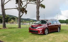 2018 toyota sienna se. interesting sienna 2018 toyota sienna se v6 8 places  price engine full technical  specifications the car guide  motoring tv on toyota sienna se