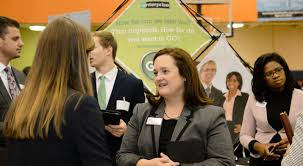 what to do at career fair students urged to make it their business to attend career fairs