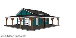 corner covered patio free diy plans