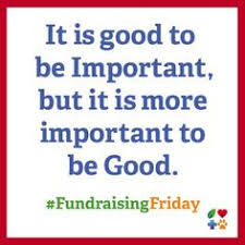 Quotes About Fundraising For Charity. QuotesGram