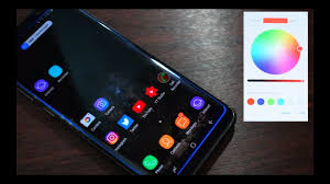 What Is S9 Edge Lighting Edge Lighting Notification On Samsung Galaxy S8 And S8 Hidden Feature