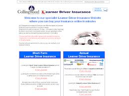 collingwood learners insurance quote 44billionlater scared learner driver