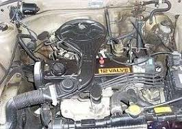 Toyota E engine