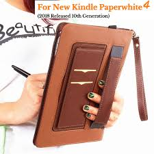 <b>NINJACASE</b> Multifunction <b>Case</b> For Funda Kindle Paperwhite 4 ...