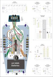 understanding mr general dagu products below is a wiring diagram and schematics of mr general using an atmega8a a diagram using the picaxe 28x1 can be found further down