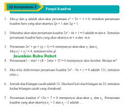 Kelas ix matematika bs semester 1 crc by noviyanto husada 48485 views. Lengkap Kunci Jawaban Buku Paket Matematika Uji Kopetensi 2 Halaman 129 130 131 132 Kelas 9 Kurikulum 2013 Jawaban Buku Paket