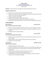 Good Lists Word How Many Pages Should A Resume Be For A Job 10 Images How