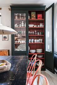 Paint Inside Kitchen Cabinets