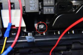 dash cam install tutorial volkswagen mk7 golf autoinstruct Automotive Fuse Box mk7 golf dash cam install blackvue dr650