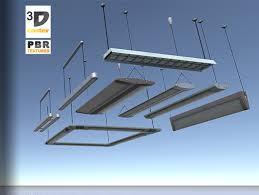 office ceiling lamps. Office Ceiling Lamps Set 1