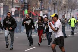 2 Blasts at Boston Marathon Kill at Least 3 and Injure More Than 100