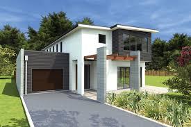 small concrete house design minimalist white and grey concrete exterior wall of the design