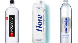 Alkaline Water And Hydrogen Infused Water Are They Actually