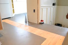 Painting A Kitchen Floor A Home In The Making Renovate How To Paint A Kitchen Floor