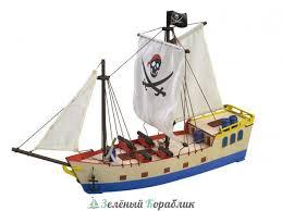 Купить <b>Собранная деревянная модель</b> корабля Artesania Latina ...