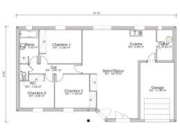 Le Plan D Une Maison Habitation Cuisine De Architecte Plan D Une