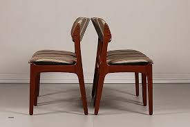 small upholstered dining chairs luxury t back dining chair elegant mid century od 49 teak dining
