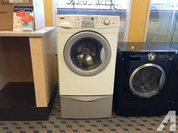 samsung front load washer pedestal. Fine Washer Samsung Washing Machine Pedestal Dimensions Kitchen Appliances For Sale In  Buy And Sell Stoves Front Load  Inside Samsung Front Load Washer Pedestal R