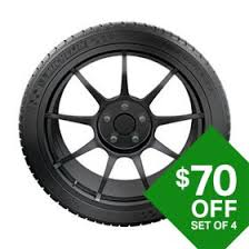 <b>Michelin Pilot Sport A/S</b> 3+ - 255/35ZR18XL 94Y Tire - Sam's Club