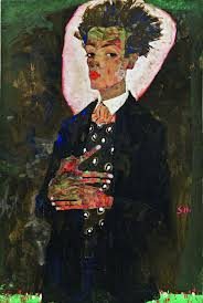 The Very Modern Portraits of Egon Schiele