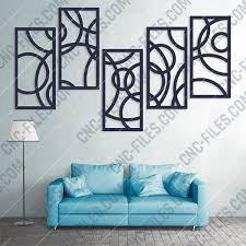 wall frames decorative vector design