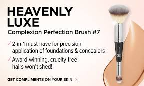 heavenly luxe plexion perfection brush