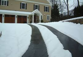 electric heated driveway. Delighful Heated Radiant Heated Driveway With Tire Tracks Intended Electric Heated Driveway O