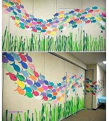 decorating school walls decoration of school fancy wall decorations gallery art design board best ideas