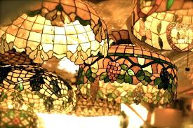 stained glass replacement lamp shades floor only style shade
