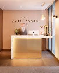 latest lobby reception desk best 25 lob reception ideas on