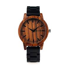 the sandalwood mens wooden watch little oak