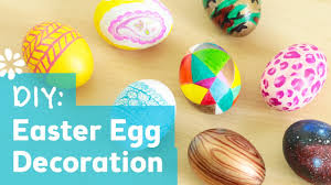 Easter Egg Designs Ideas 8 Cute Easy Diy Easter Egg Decorating Ideas Sea Lemon