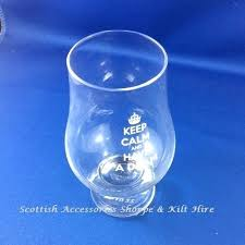 glencairn crystal whiskey glass set of 12 whisky keep calm and have a dram