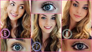10 amazing cute makeup ideas for middle makeup tutorial for grade 6 7 8