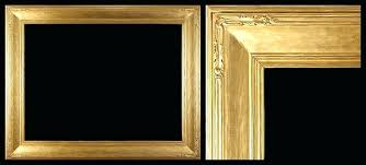 12 x 36 poster frame picture impressionist antique frames with white p55 white