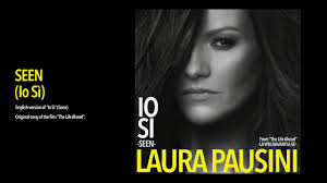 Laura Pausini - Seen (Io Sì) (Official Visual Art Video) - YouTube