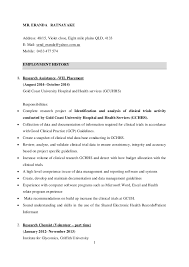 Eranda Resume Research assistance new 2015. 1 MR. ERANDA RATNAYAKE Address:  48/15, Violet close, ...