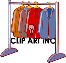 Pencil Coat Rack Coat clipart clothes hanger Pencil and in color coat clipart 84