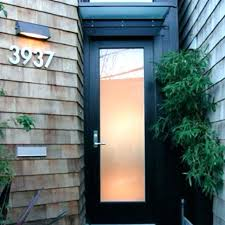 modern front doors for homes glass full door frosted entry home depot residential house