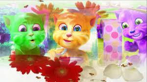 Bé Yêu - Nhạc Thiếu Nhi - Con mèo mà trèo cây cau Remix 2021 - YouTube