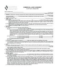 Commercial Lease Agreement Sample Beauteous Free Commercial Lease Template Downloads Chair Rental Agreement