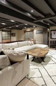 39 basement ceiling design ideas