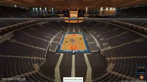 madison square garden seating chart view from west balcony section 20