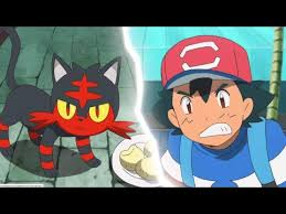 Litten Evolution Chart Sun Litten Returns Rockruff Evolves New Pokemon Sun And Moon Episodes Revealed